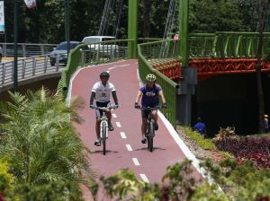 Game vision   Urban cycling makes its way in Venezuela with a proposed law