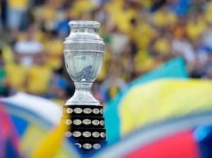 T-shirt 10 | How about the Copa América in Venezuela?
