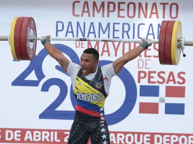 Julio Mayora brilló en Cali y puso un pie en los Juegos Olímpicos