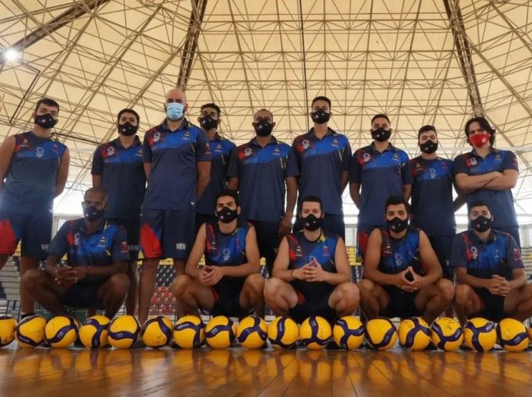 Selección de voleibol se preparará en Dominicana para los JJOO