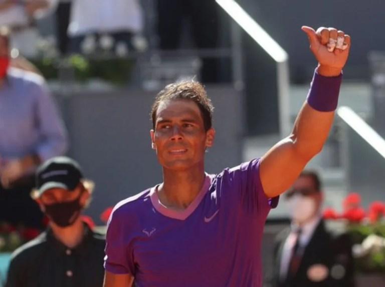 Nadal derrota a Zverev para avanzar a semifinales