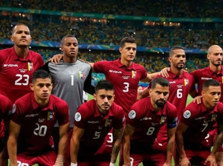 La Vinotinto reveló lista preliminar de convocados a la Copa América