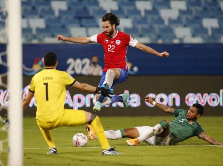 Chile was reunited with the victory against Bolivia