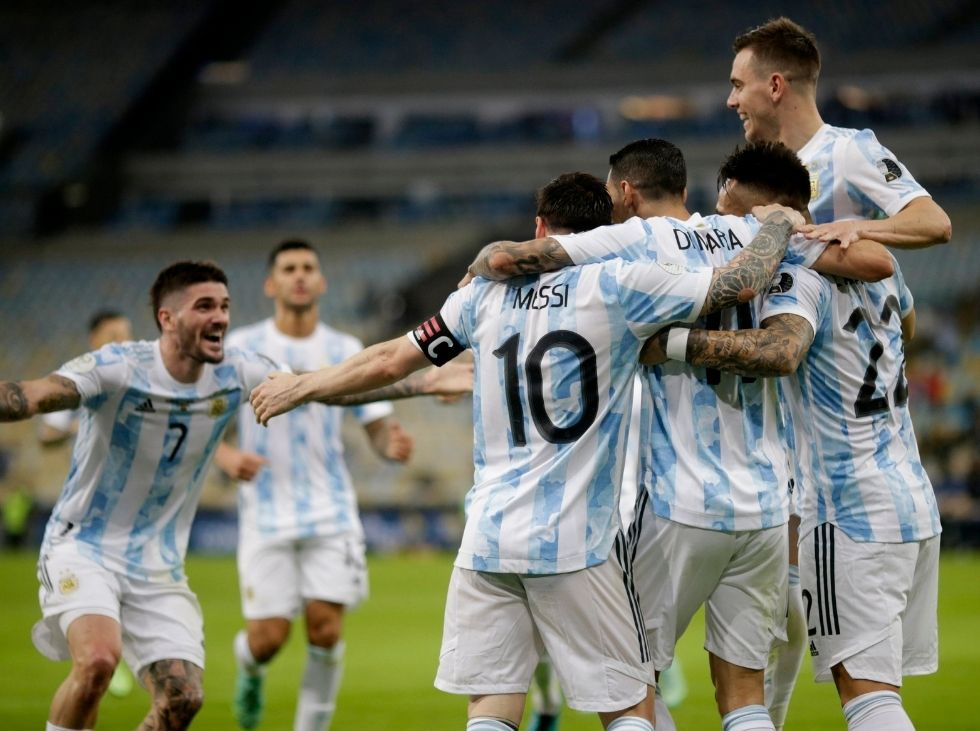 Argentina se corona campeón de la Copa América