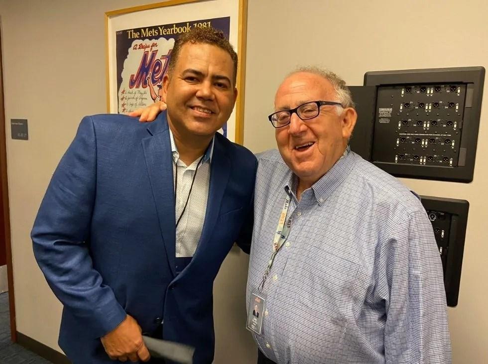 Edgardo Alfonso fue exaltado al salón de la fama de los Mets