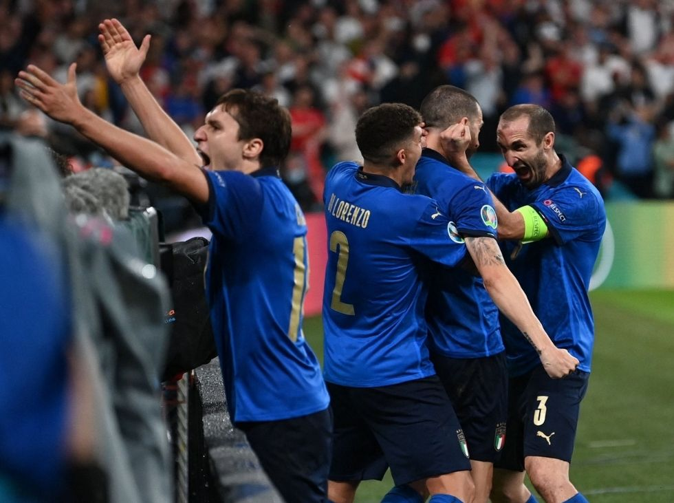 Italy defeated England on penalties and conquers the Euro