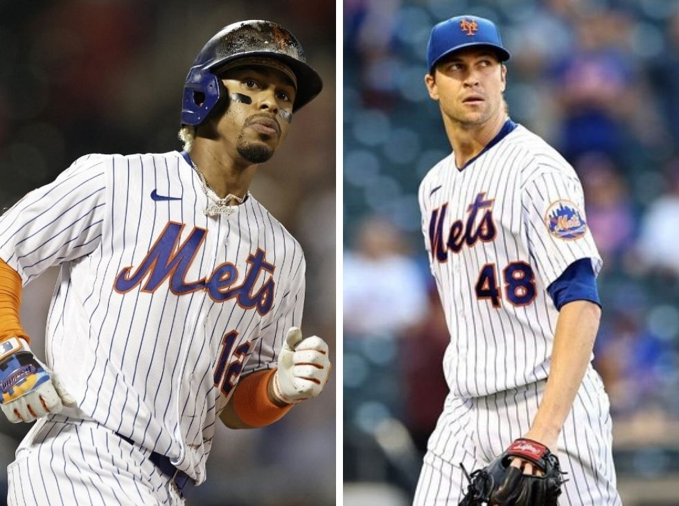 Lindor and deGrom