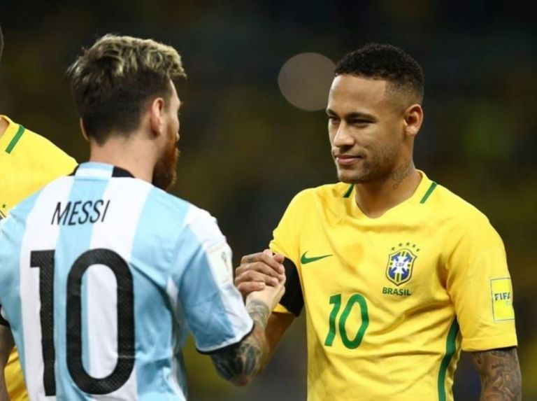Messi and Neymar the best in the Copa América