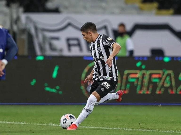 Mineiro of Savarino left the Boca out of the Libertadores