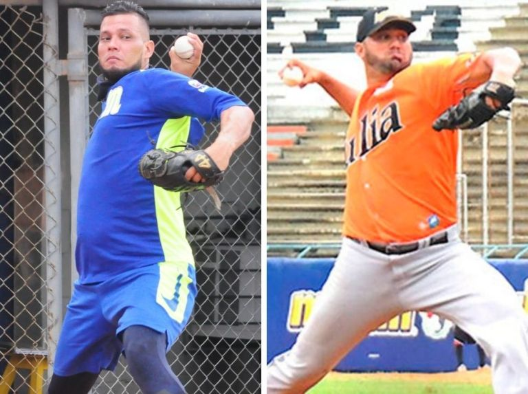 Navegantes and Águilas agree to change pitchers
