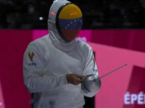 Game vision | Repeating gold on the Olympic sword has been impossible since 1904