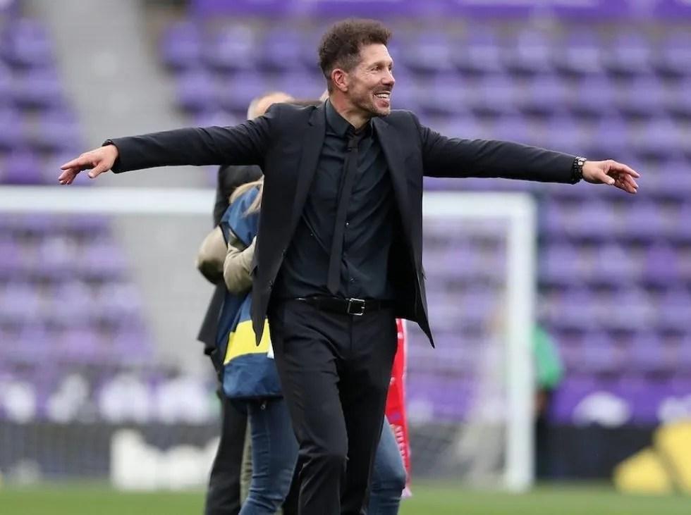 Simeone renewed until 2024 with Atlético de Madrid
