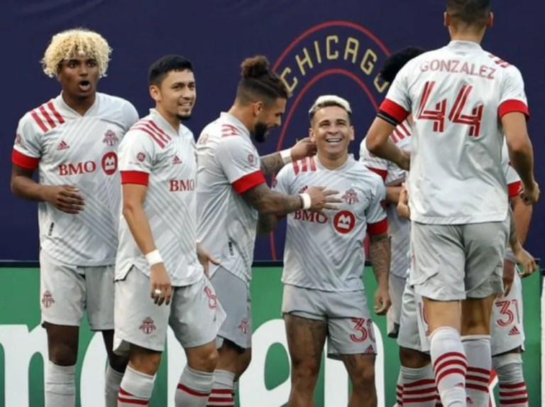 Soteldo marcó y extiende invicto de Javier Pérez con Toronto