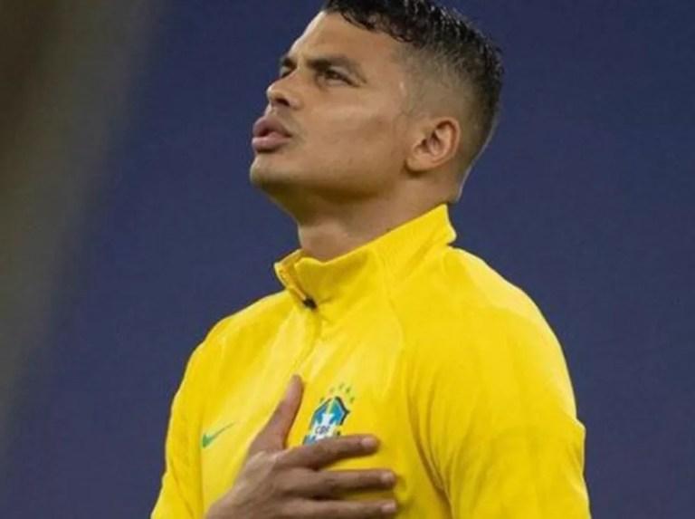 Thiago Silva criticizes Brazilians who supported Argentina in the final
