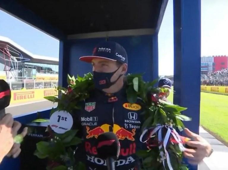 Verstappen takes pole after winning sprint race