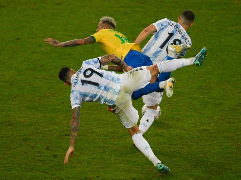 Game vision | Argentina and Brazil showed the decline in creativity
