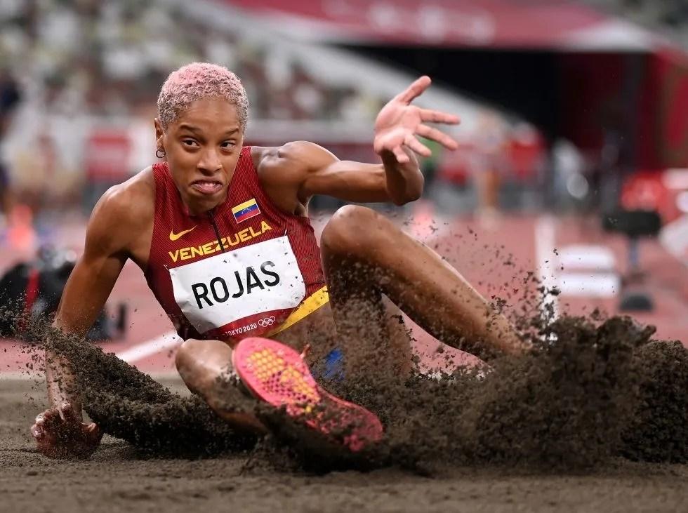 Yulimar Rojas por el oro olímpico y a la inmortalidad