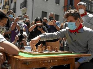 Sembrar ajedrez | Carlsen impone su genio en Pamplona