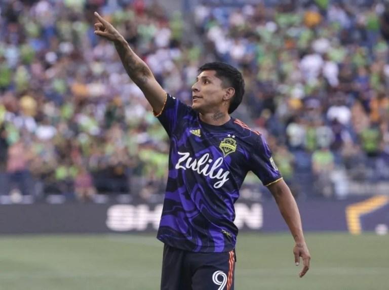 Raúl Ruidíaz fue el Jugador de la Semana en la MLS
