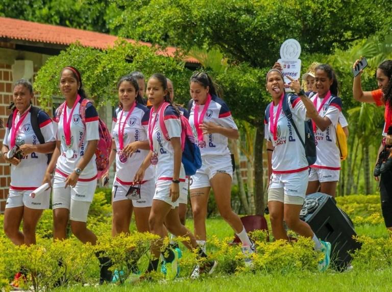 Yaracuyanos se coronó en la Liga Futve Femenina