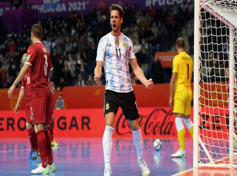 Argentina will play their pass to the quarterfinals against Paraguay