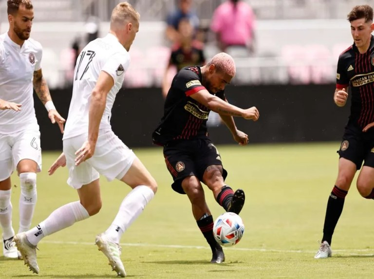 Josef podría ser baja para el Atlanta United por lesión