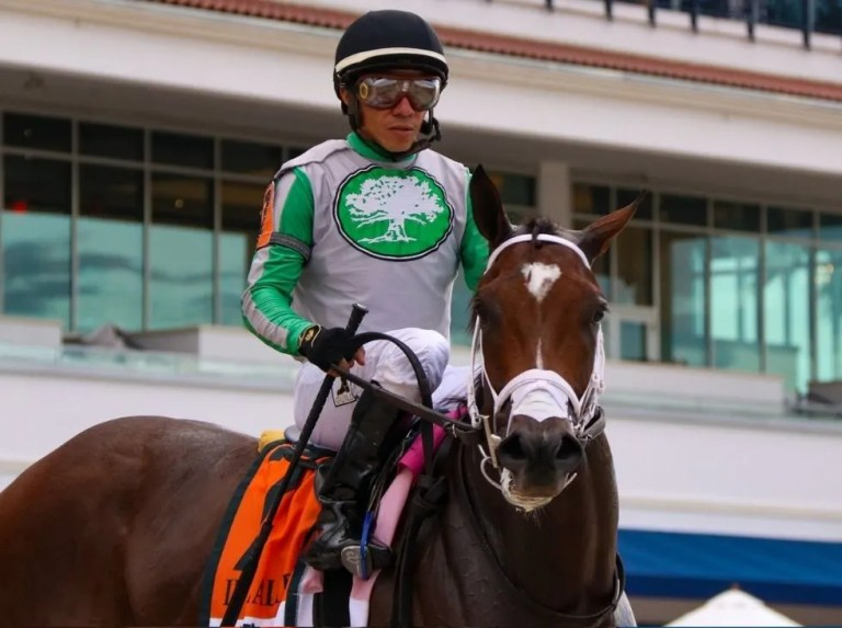 Jaramillo goes with Octane to the Breeders' Juvenile 2021