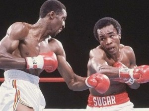 Left hook | Three great fights from an old past