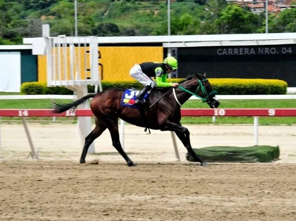 Sandovalera heading to the Caribbean