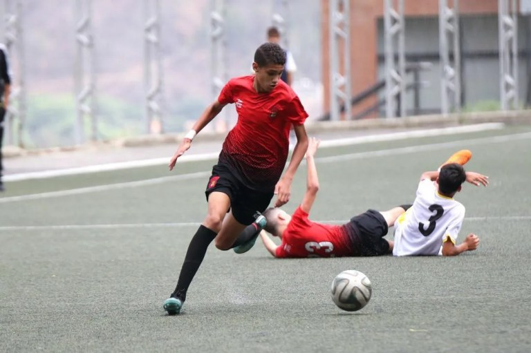 Noel Sanvicente y su debut soñado en Primera División