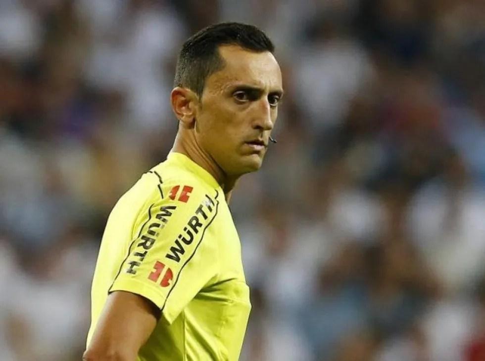 Anuncian al referee para el clásico de España