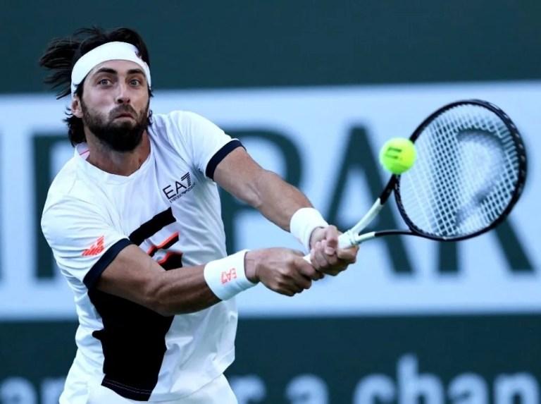 Basilashvili se impone y completa final del Indian Wells