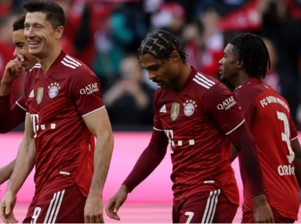 Bayern sigue con su ritmo goleador aplastante