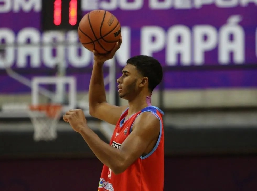 Garly Sojo se perfila como el próximo NBA venezolano