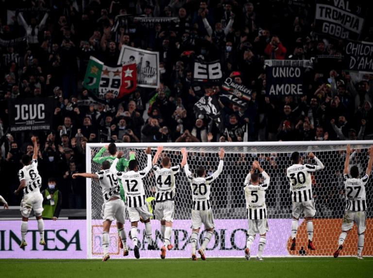 Juventus prosigue su escalada a costa de la Roma