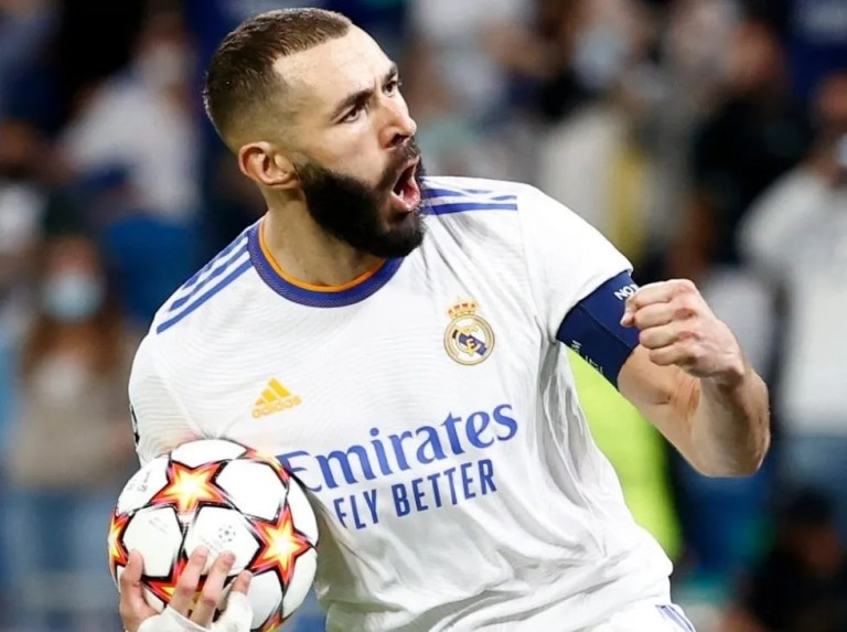 Benzema: «El Balón de Oro siempre fue un sueño»