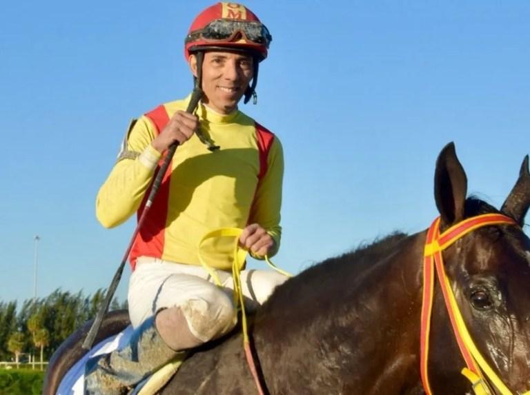 Rigo Sarmiento ganó cuatro en Zia Park, Nuevo México