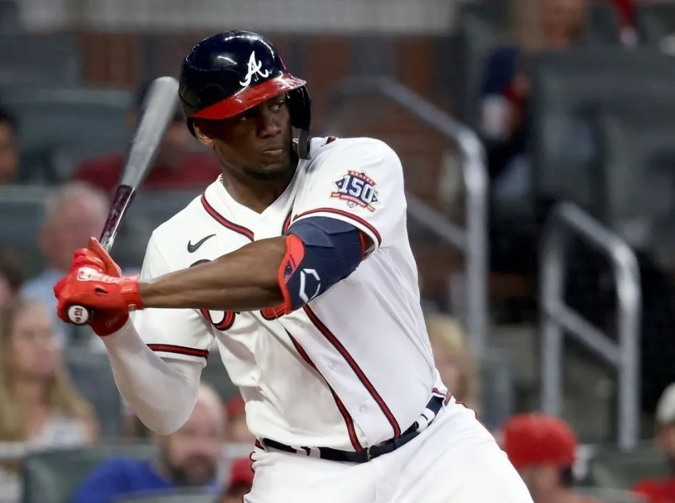 Soler leaves the Braves roster due to COVID