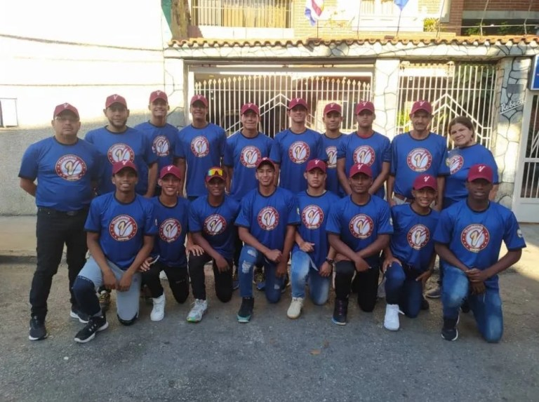Team Venezuela Sub15 partió a México para la Serie de las Américas