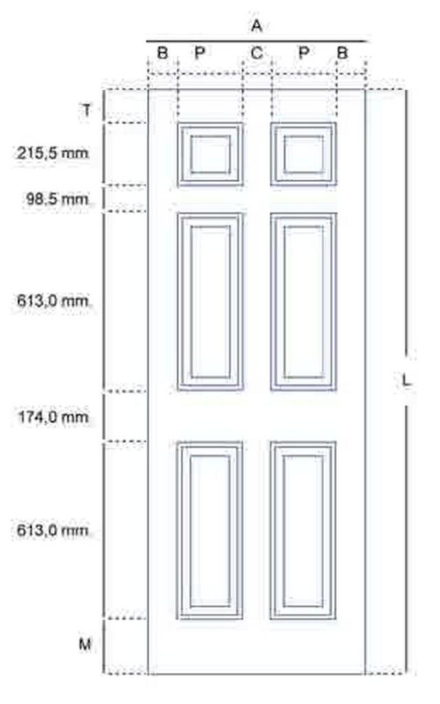 Standard Width Of Doorway - Costa-Maresme.com