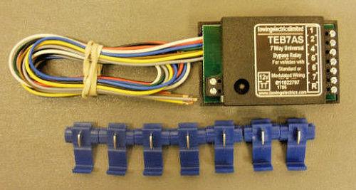 Magnificent Smart Universal Fitting 7 Way Bypass Relay Teb7As Towbar Towing Wiring Cloud Ratagdienstapotheekhoekschewaardnl