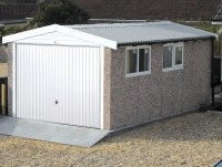 Apex Roof Garages For Sale | Free Quote | Lidget Compton