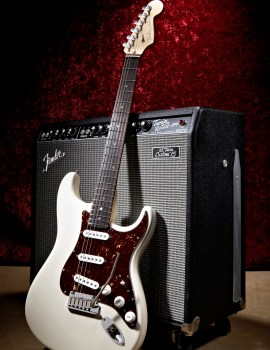 Fender® American Deluxe Guitars and Basses