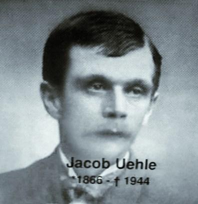 30 Jakob Uehli