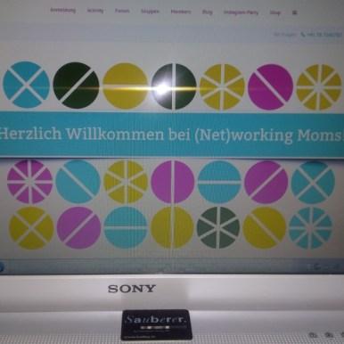 HomeOffice. Wir haben eine neue Plattform. Ich muss mich wohl erst daran gewöhnen. Think Positiv, gäll!