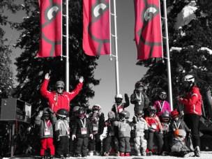 Alles kleine Gewinner! Eine Medaille für jedes Kind.