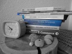 Mein Nachttisch