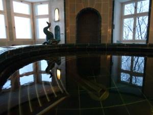 Das Blaue Bad von 1928.