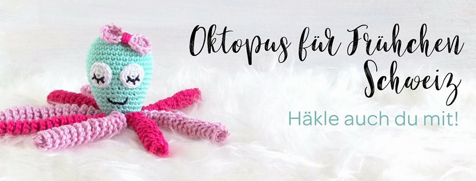 oktopus flyer häkle auch du mit