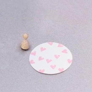 Perlenfischer Stempel Sweetheart mini F054